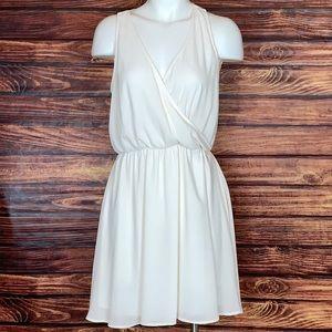 ~Lush~ Nordstrom, Size Lrg, Cream Dress